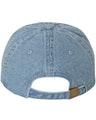 Mega Cap 7611 Blue Denim / Tan