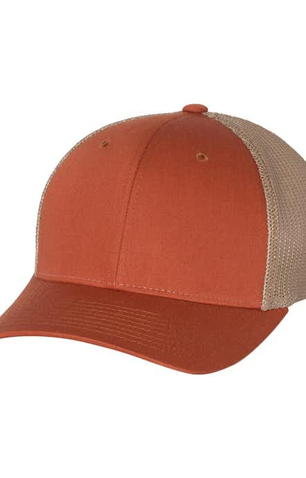 Richardson 110 Dark Orange/ Khaki