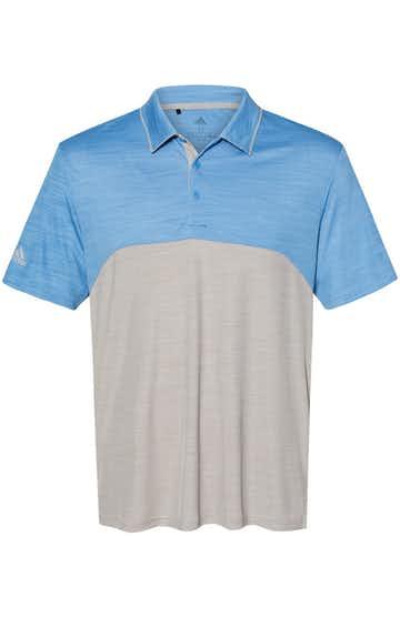 Adidas A404 Lucky Blue Melange/ Mid Grey Melange