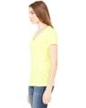 Bella + Canvas B6035 Neon Yellow