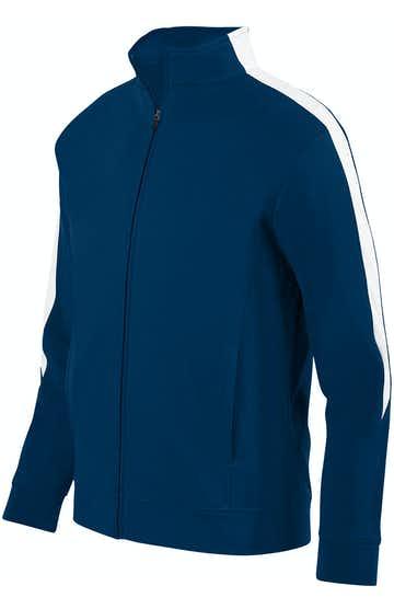 Augusta Sportswear 4396 Navy / White