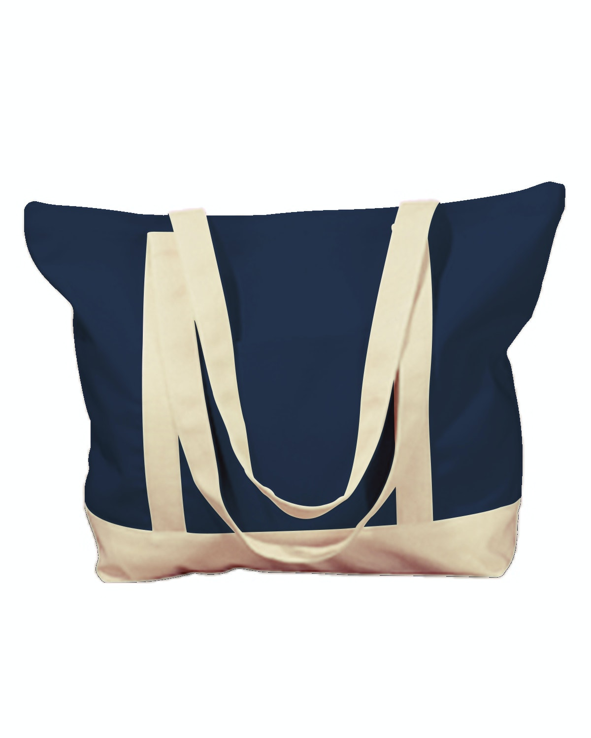 BAGedge BE004 Navy/Natural