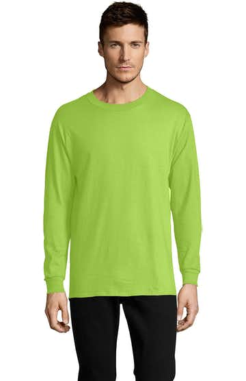 Hanes 5286 Lime