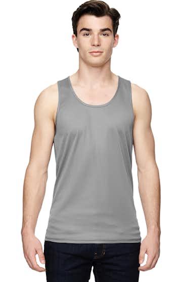 Augusta Sportswear 703 Silver Grey