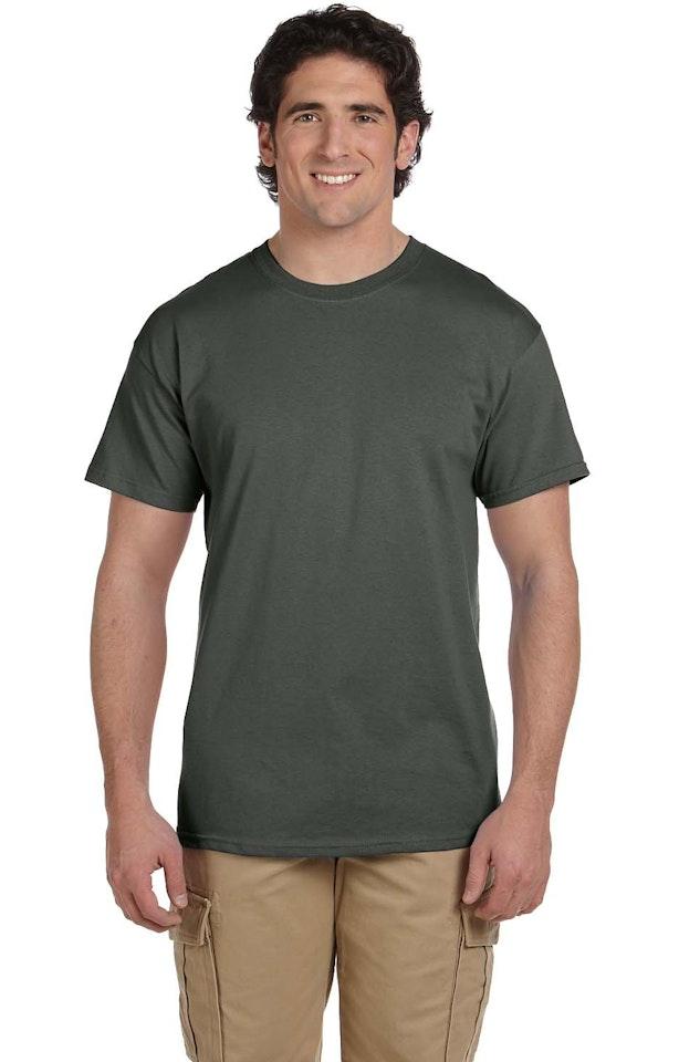 Gildan G200 Military Green