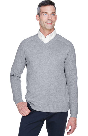 Devon & Jones D475 Grey Heather