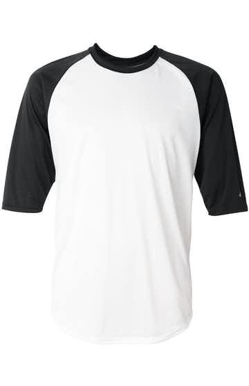 Badger 4133 White / Black
