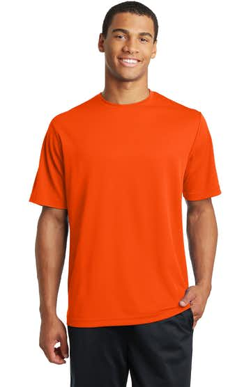 Sport-Tek ST340 Neon Orange