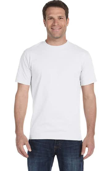 Hanes 518T White