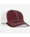 Pacific Headwear 0V67PH Maroon/White