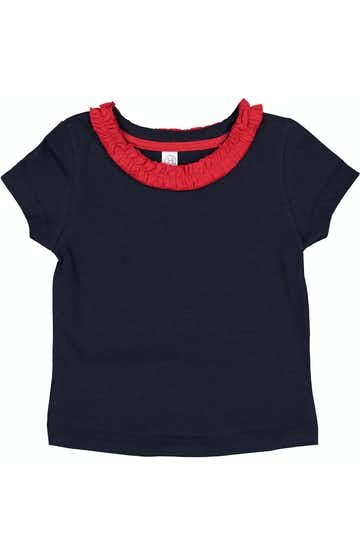 Rabbit Skins RS3329 Navy/ Red
