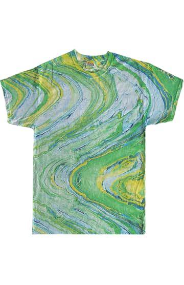 Tie-Dye CD100Y Marble Lime
