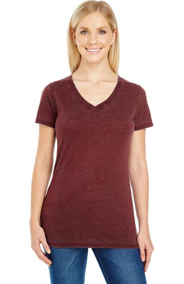Threadfast Apparel 215B Black Cherry