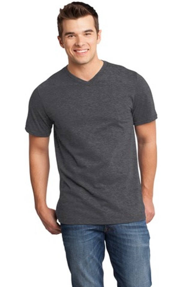 District DT6500 Heather Charcoal
