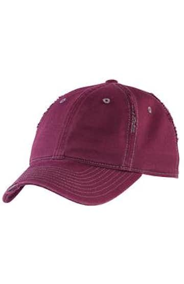 District DT612 Maroon / Gray