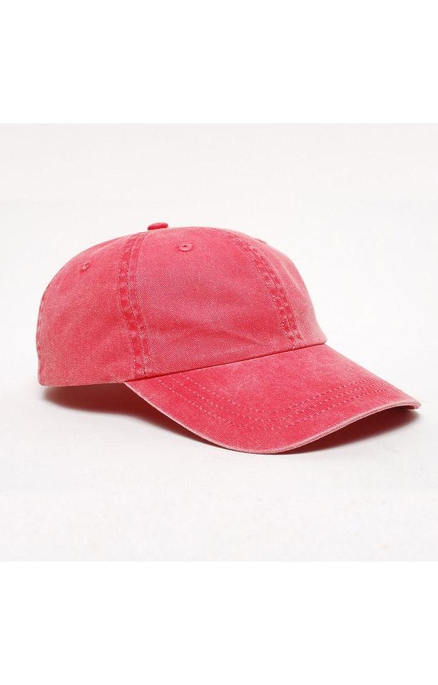 Pacific Headwear 0300PH Cape Red