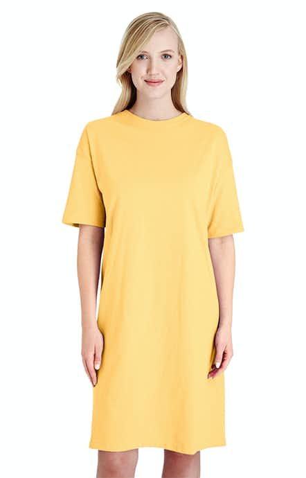 Hanes 5660 Daffodil Yellow