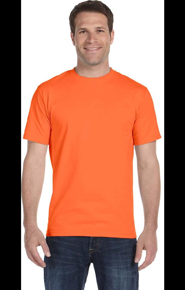 Gildan G800 Orange