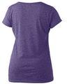 Tultex 0243TC Heather Purple