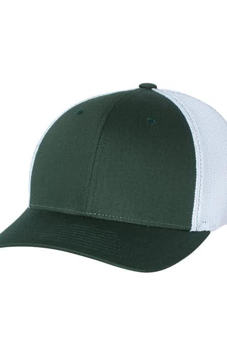 Richardson 110 Dark Green/ White