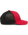 Outdoor Cap RGR-360M Red / Black