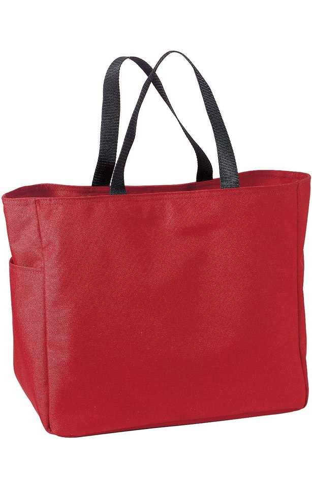 Port Authority B0750 Red