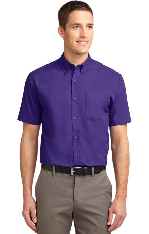 Port Authority TLS508 Purple