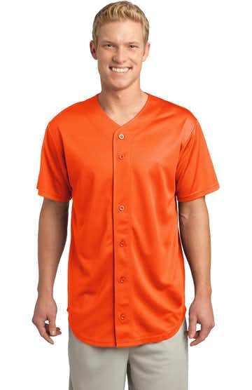 Sport-Tek ST220 Deep Orange