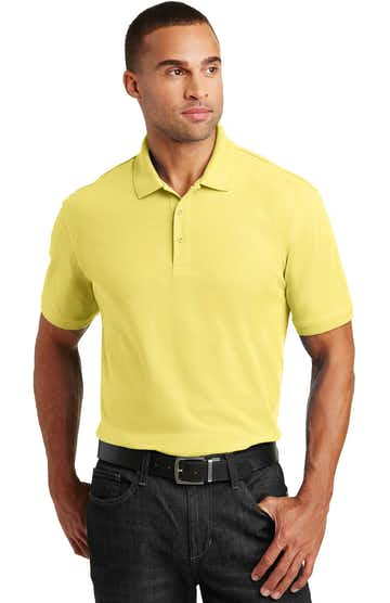 Port Authority K100 Lemon Drop Yellow