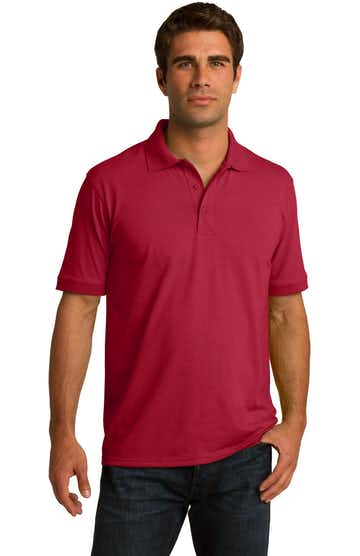 Port & Company KP55T Red