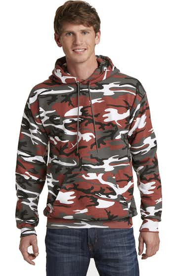 Port & Company PC78HC Red Camo