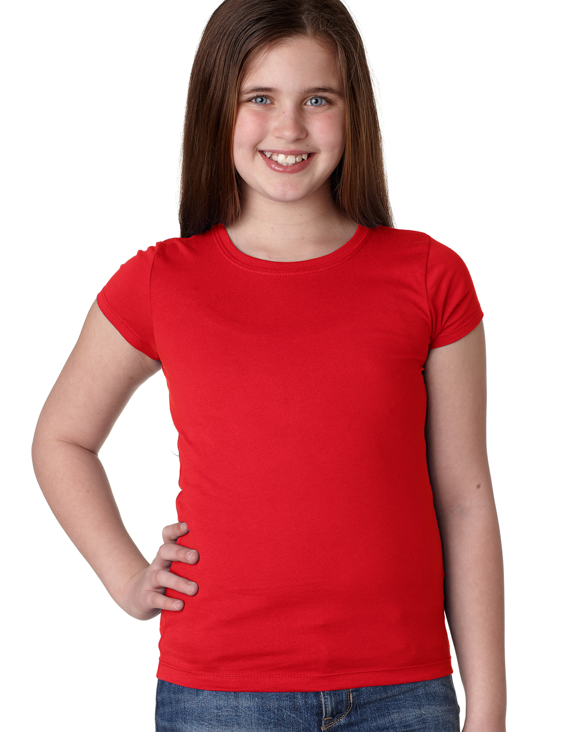 red shirt for girls