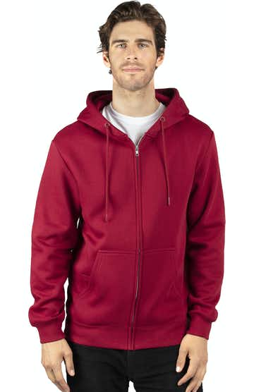 Threadfast Apparel 320Z BURGUNDY