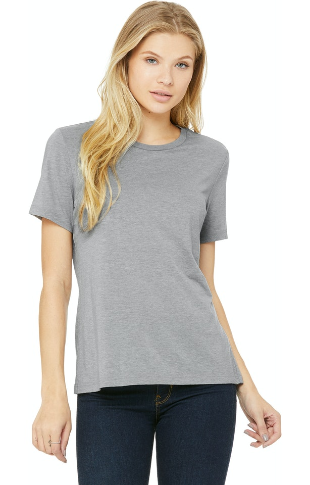 Bella + Canvas B6400 Athletic Gray Triblend