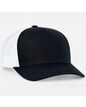 Pacific Headwear 0104PH Navy/White