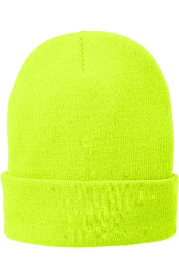 Port & Company CP90L Neon Yellow