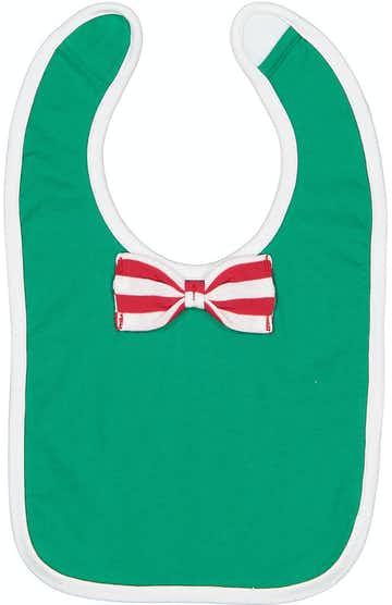 Rabbit Skins R1002 Kelly/ White/ Red-White Stripe