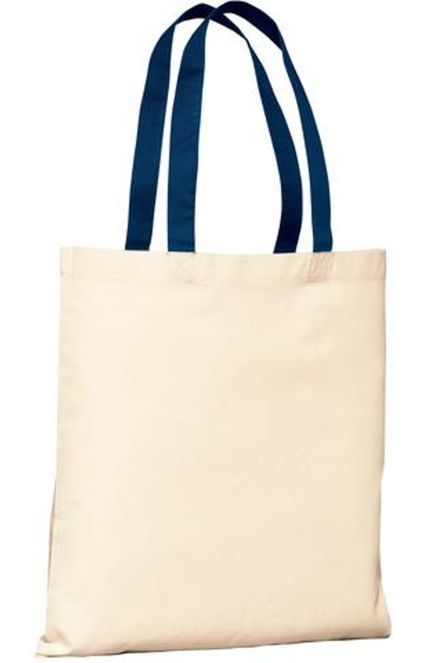 Port Authority B150 Natural / Navy