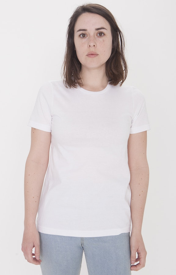 American Apparel 23215OW White
