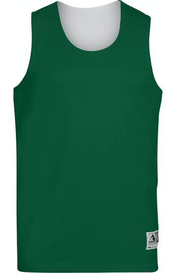 Augusta Sportswear 148 Dark Green/White