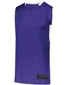 Augusta Sportswear 1730AG Purple / White