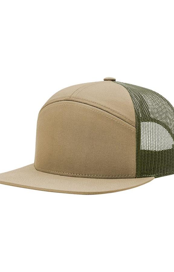 Richardson 168 Pale Khaki/ Loden Green