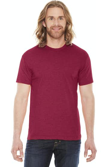 American Apparel BB401 Heather Red