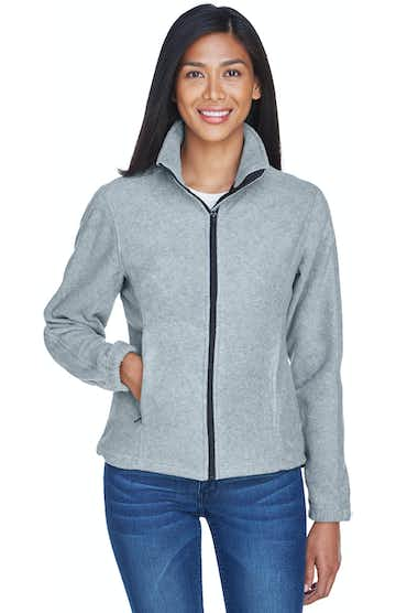 UltraClub 8481 Grey Heather