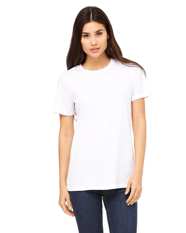 Bella+Canvas B6400 White