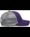 Outdoor Cap OC770 Purple / Gray