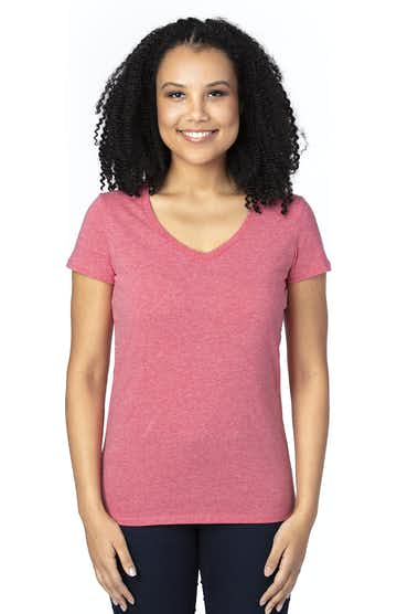 Threadfast Apparel 200RV Red Heather