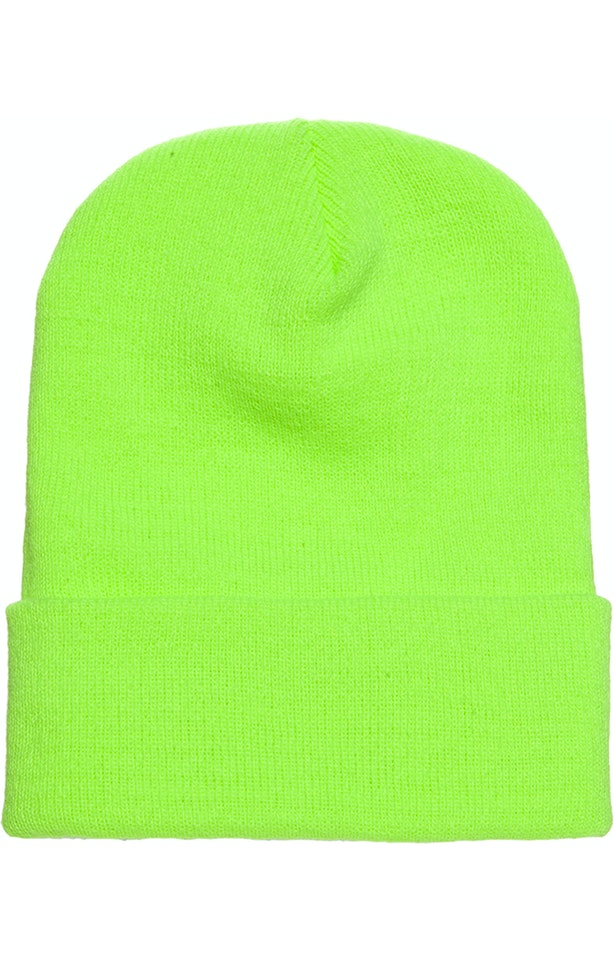 Yupoong 1501 Safety Green