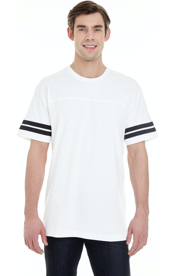 LAT 6937 White/ Black