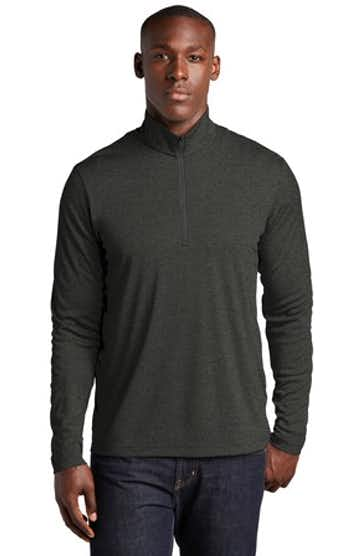 Sport-Tek ST469 Black Heather